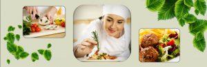 غذای خانگی برگ سبز، رستوران شهرکرد