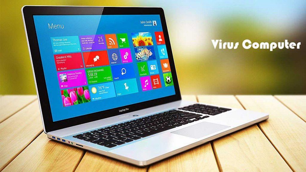 ویروس کامپیوتر