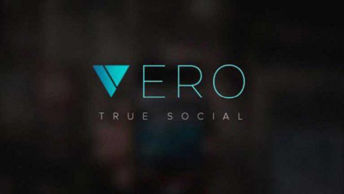 عضویت در Vero