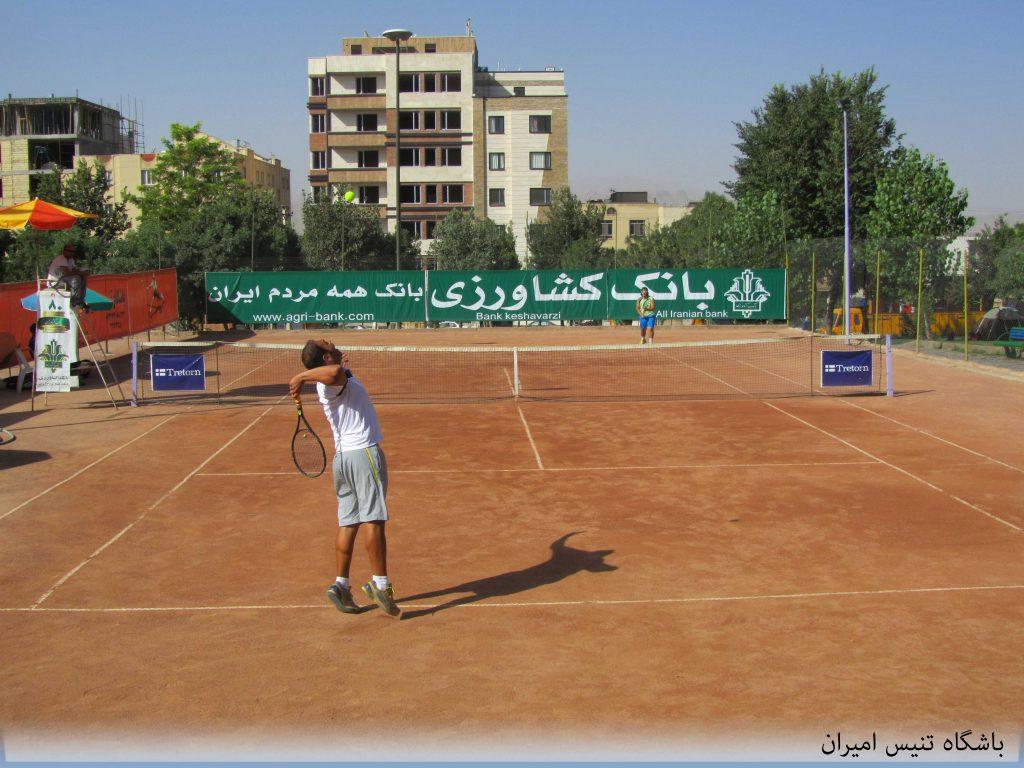 باشگاه تنیس امیران