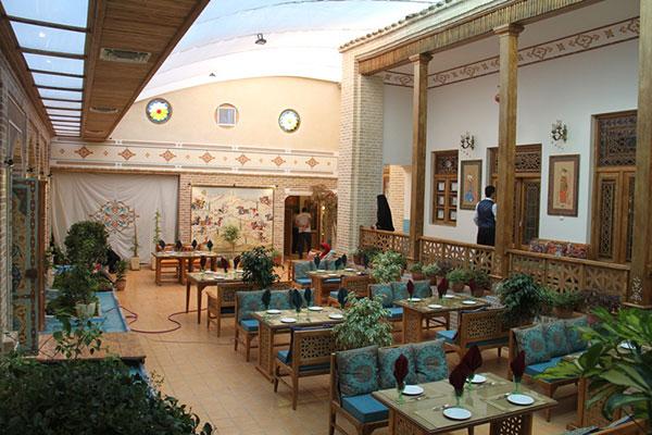 رستوران عمارت فیروزه